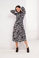 Женское платье Stimma Керел 3899 Xxxl Серый