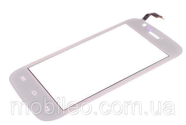 Сенсорный экран (тачскрин) Explay A400 white