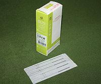 Иглы для рефлексотерапии, акупунктуры 0,30*40 мм - 100шт Zhongyn Taine