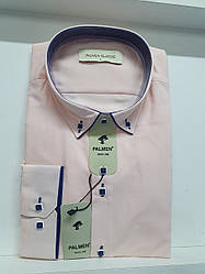 Распродажа!!! Рубашка однотонная Palmen
