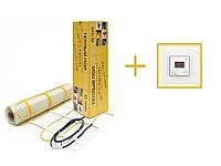 Нагревательный мат In-Therm 1580w (7,9 м.кв.) + цифровой регулятор в подарок
