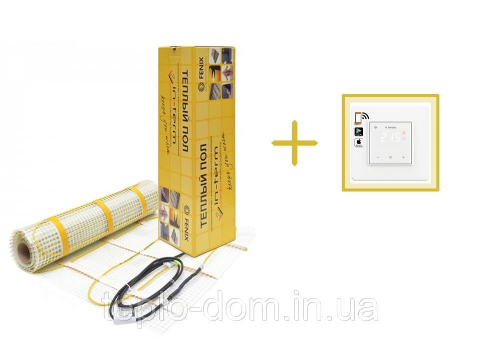Нагревательный мат In-Therm 2790w (13,9 м.кв.) + Wi-Fi регулятор в подарок