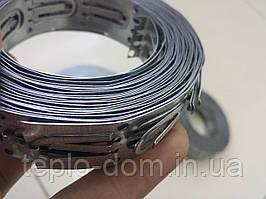 Лента для крепления кабеля (монтажная)  5 метров