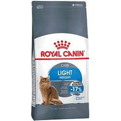 Сухой Корм Royal Canin Light Weight Care Для Котов От 1 До 7 Лет Со Склонностью К Избыточному Весу, 10 Кг