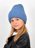 Детские вязаные шапки оптом, фото 1