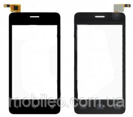 Сенсорный экран (тачскрин) Fly FS408 Stratus 8 black