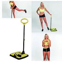 🔝 Тренажер для всего тела, Booty MaxX, фитнес тренажер, (доставка по Украине) | 🎁%🚚