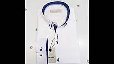 Распродажа!!! Рубашка однотонная Palmen айвори
