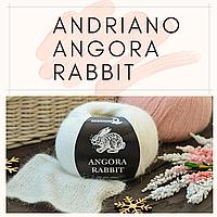 Обзор итальянской пряжи Andriano Angora Rabbit