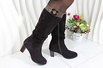 Зимові коричневі чоботи Lolanic 14