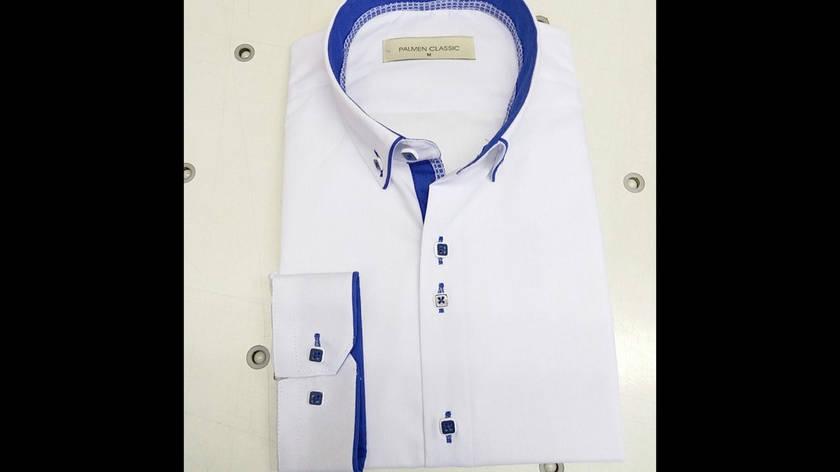 Распродажа!!!Рубашка однотонная Palmen, фото 2