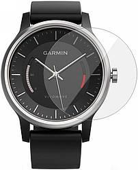 Защитное стекло Garmin Vivomove Sport (Прозрачное 2.5 D 9H) (Гармин Вивомове Спорт)