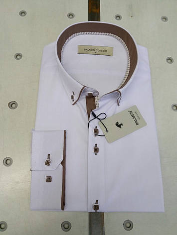 Распродажа!!! Рубашка однотонная Palmen, фото 2