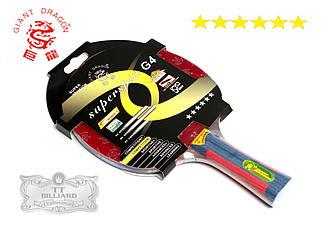 Ракетка для настільного тенісу SuperSpin 6* Giant Dragon
