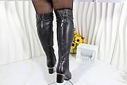 Женские сапоги Battine натуральный евро мех F1801, фото 7