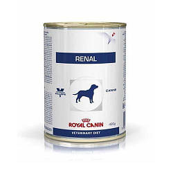 Влажный Корм Royal Canin Renal Для Собак При Хронической Почечной Недостаточности, 410 Г