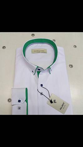 Акция!!! Рубашка однотонная Palmen, фото 2