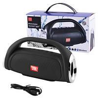 Bluetooth-колонка JBL BOOMBOX SMALL LQ-09 (с фонарем), c функцией speakerphone, Power Bank, радио, фото 1