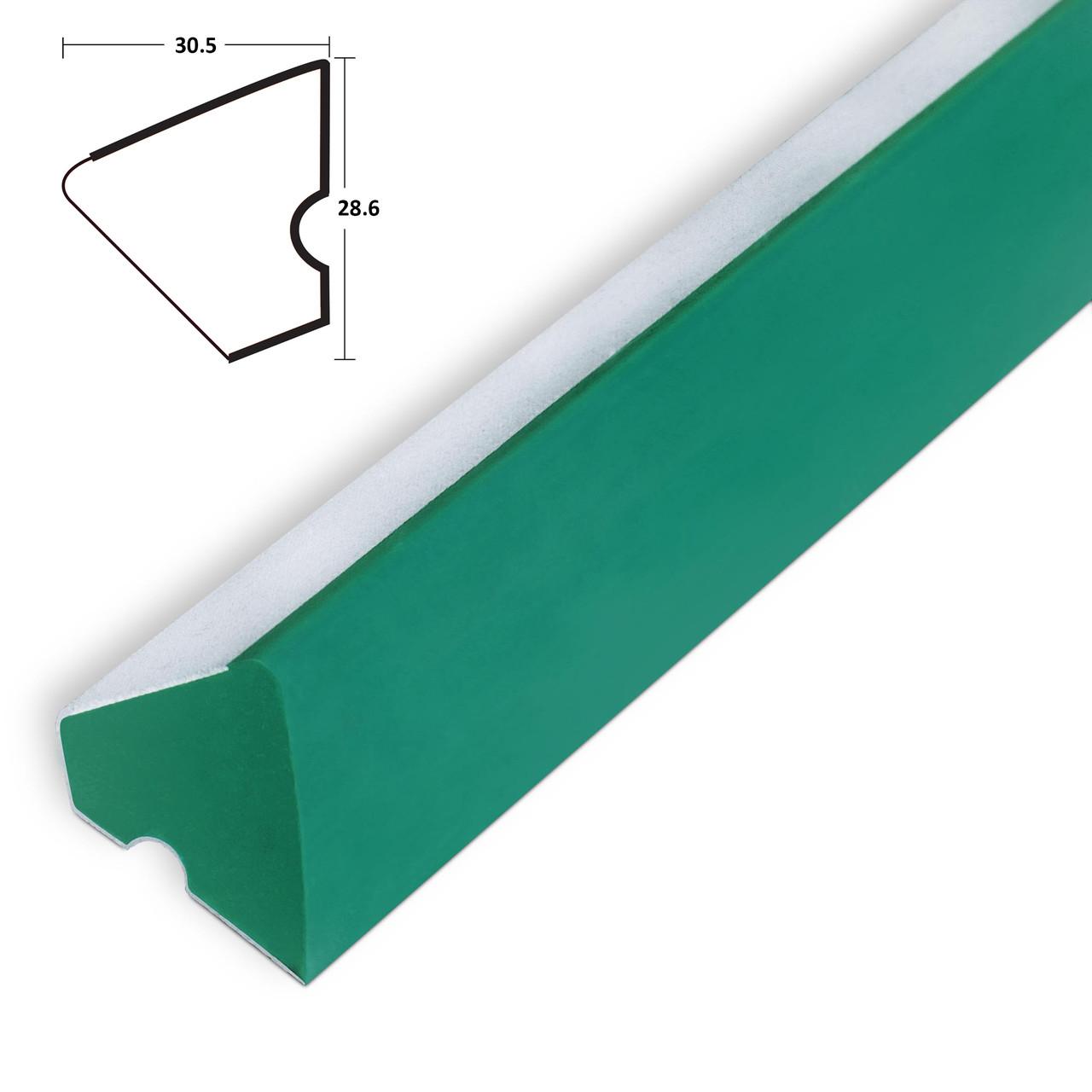 Резина для бортов Пирамида U118 140см 10Фт 6шт