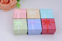 Подарочная коробка для ювелирных изделий 4x4x3 см