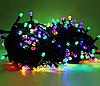 Гирлянда Нить String светодиодная разноцветная 15 м 200 Led 189708, фото 3