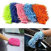 Перчатка из микрофибры для автомобилей, уборки дома