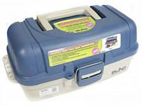 Ящик рыбацкий BLC-1201 2 полочки