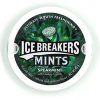 Ice Breakers MINTS Duo Spearmint Леденцы с прохладными кристалами