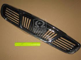 Решетка радиатора DAEWOO LANOS (Деу Ланос) 1998-2002 (пр-во TEMPEST)