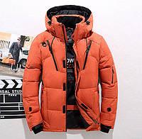 Яркие оранжевые сумки AL-5933 S