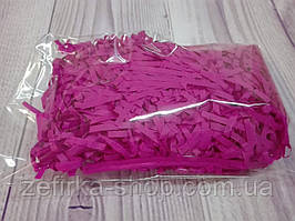 Бумажный наполнитель для коробки, цвет фиолет