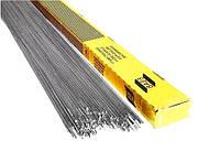 Присадочный пруток Tigrod 4043 Ф3,2 (алюминиевый пруток) (длина 1м)