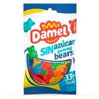 "Желейные конфеты ""Damel Sin azucar Bears"", без сахара, 100 г"