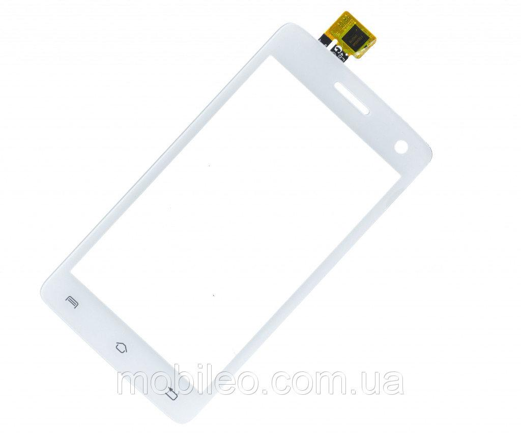 Сенсорный экран (тачскрин) Fly IQ4490i Era Nano 10 white ориг. к-во