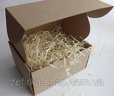 Наполнитель для коробки, деревянная стружка