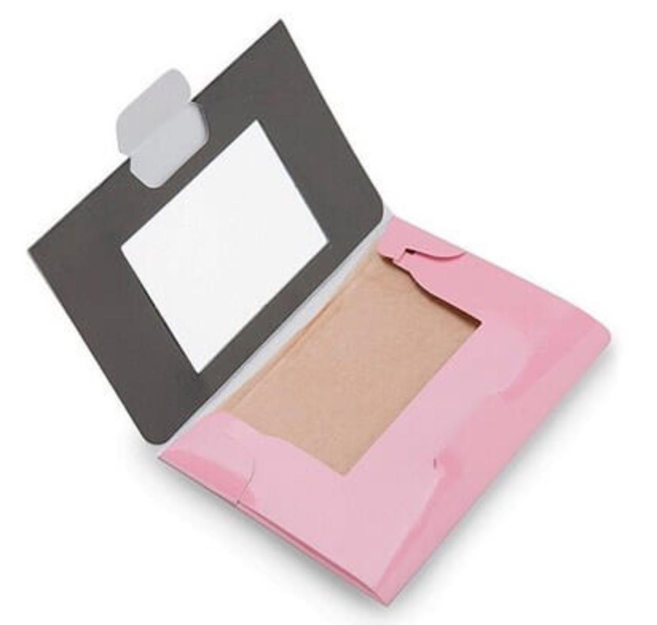 Матуючі серветки з дзеркалом Ottie Oil Control Blotting Paper With Mirror 100 аркушів