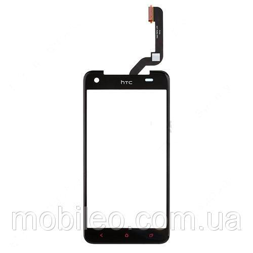 Сенсорный экран (тачскрин) Htc X920e Butterfly black