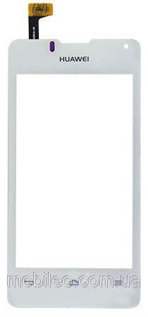 Сенсорный экран (тачскрин) Huawei Ascend Y300 U8833 Y300D white ориг. к-во