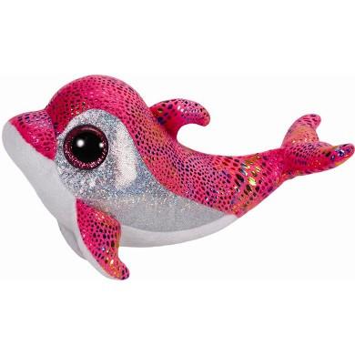 Мягкая игрушка дельфин Sparkles