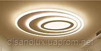 Светильник светодиодный A4855-500 2*68вт Белый L500мм пульт димер 3000К-600К, фото 3