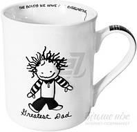 Чашка Наилучший папа 400 мл Enesco T51108484