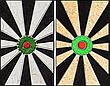 Дартс профессиональный Winmax Match Play + набор из 6 металлических дротиков, фото 6