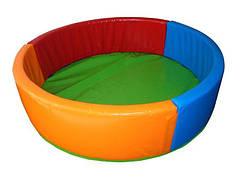 Сухой бассейн «Круг» 2,5