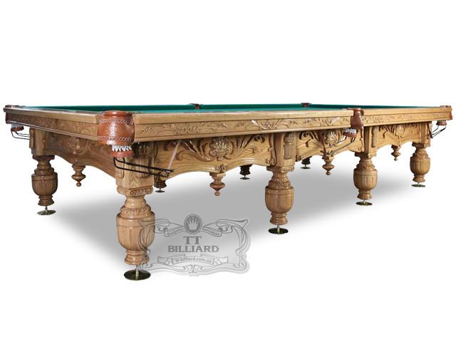 Бильярдный стол МОНАРХ 12ф ардезия45мм 3.6м х 1.8м