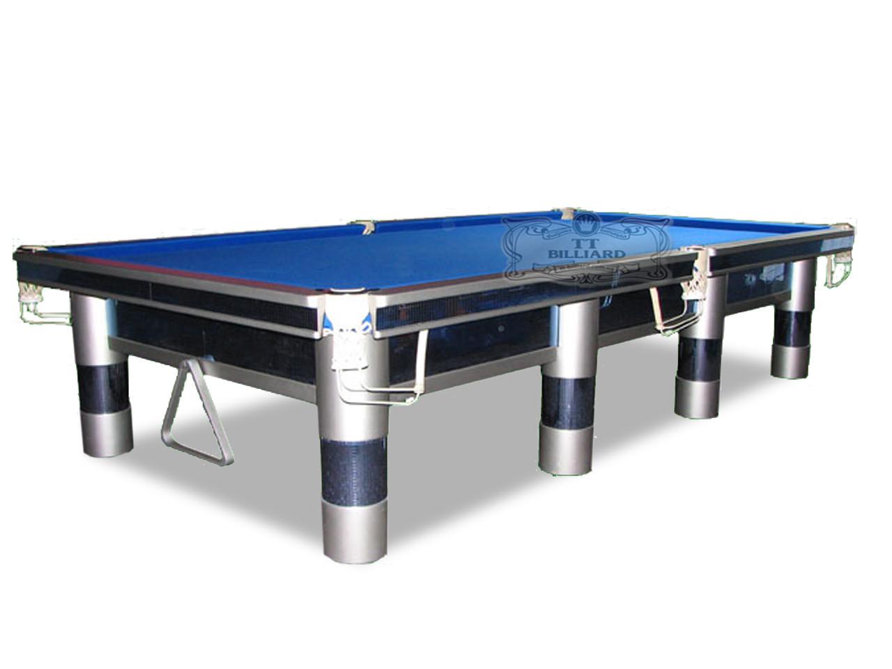 Бильярдный стол для пирамиды ХАЙТЕК 10ф ардезия 2.8м х 1.4м