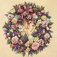 DIMENSIONS Набор для вышивания Венок из роз /  Wreath of Roses