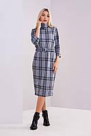 Женское платье Stimma Мадлен 4363 Xl Серый