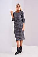 Женское платье Stimma Софина 4305 L Серый