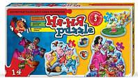"""Мягкие пазлы на магнитах Danko Toys """"НЯ-НЯ puzzle"""""""