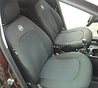 Чохли на сидіння Fiat Doblo Panorama 2000-09 р. в.